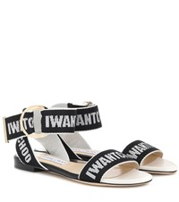 Jimmy Choo Breanne Sandals Black
