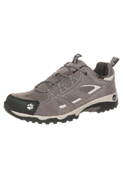 Jack Wolfskin Vojo Hiking Shoes White Sand Light Brown