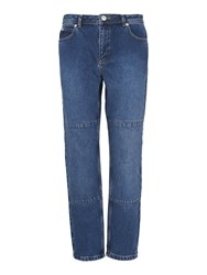 Whistles Panelled Boyfriend Jean Denim