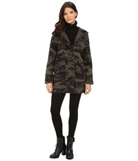 Diesel M Ag Jacket Olive Green Women's Coat Multi