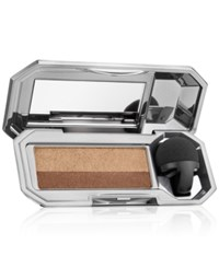 Benefit They're Real Duo Eyeshadow Blender And Shadowblender Applicator Brazen Bronze