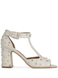 Laurence Dacade Tonina Sandals Neutrals