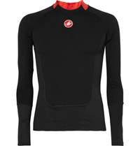 Castelli Prosecco Mesh Cycling Base Layer Black