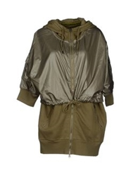 Replay Jackets Military Green