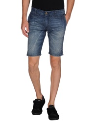 Fifty Four Denim Bermudas Blue