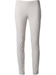 Brunello Cucinelli Skinny Jeans Nude And Neutrals