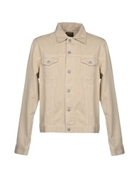 Jean Shop Jackets Beige