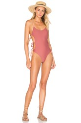 Lovers Friends Lindsay One Piece Pink