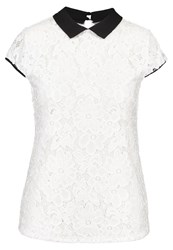 Dorothy Perkins Daisy Blouse Ivory Off White