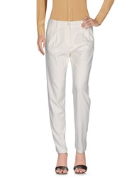 Baroni Casual Pants Ivory