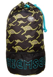 Chiemsee Hike Rucksack Safety Yellow Multicoloured