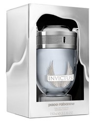 Paco Rabanne Limited Edition Invictus Eau De Toilette Holiday Collector 6.7 Oz No Color