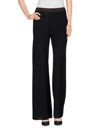 Siyu Casual Pants Black