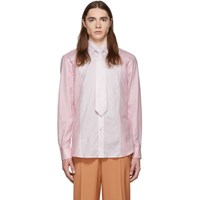 Burberry Pink Oxford Shirt