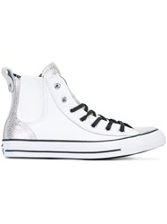 Converse 'Chuck Taylor All Star' Hi Top Sneakers White