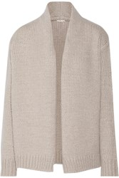 Joie Brunone Knitted Cardigan Brown