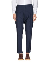 Paul Smith Casual Pants Blue