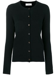 Pringle Of Scotland Classic Cashmere Cardigan 1200 Black