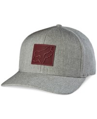 Fox Men's Mutter Flex Fit Hat Grey