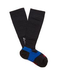 2Xu Elite Lite X Lock Compression Socks Black Multi