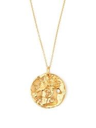 Alighieri The Gentle Totem Gold Plated Necklace Gold
