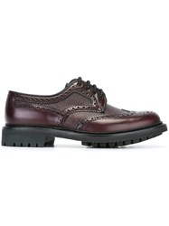 Church's Wingtip Derby Brogues Brown