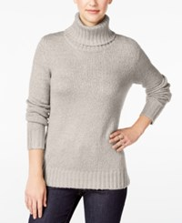 G.H. Bass And Co. Turtleneck Sweater French Vanilla