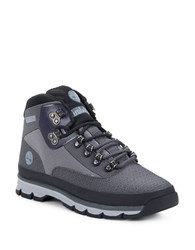 Timberland Euro Hiker Ankle Boots Grey