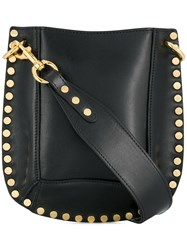 Isabel Marant Oskan Bag Black