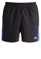New Balance Sports Shorts Marine Blue