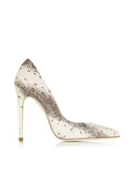 Loriblu Ayers Leather Pump White