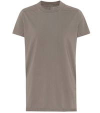 Rick Owens Drkshdw Cotton T Shirt Grey