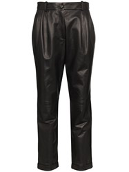 Nili Lotan Slim Leg Tapered Trousers 60