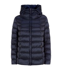 Max Mara Maxmara Weekend Luchino Hooded Puffer Jacket Female