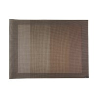 Chilewich Tempo Rectangle Placemat Umber