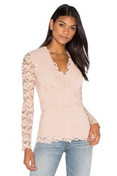 Nightcap Dixie Deep V Top Nude