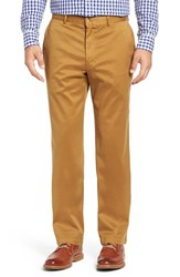 Bobby Jones Men's Big And Tall Brushed Stretch Twill Golf Chinos Desert Tan