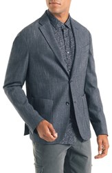 Good Man Brand Slim Fit Soft Blazer Indigo
