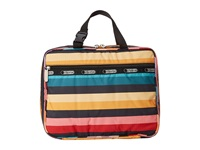 Lesportsac Luggage Deluxe Travel Case Wide Ruled Travel Pouch Multi