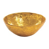 Seletti Fingers Brass Bowl