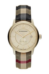 Burberry Men's Honey Horeseferry Watch Brown