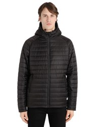 K1x Zip Up Padded Nylon Jacket