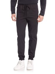 3.1 Phillip Lim Solid Track Pants Black