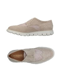 Cantarelli Lace Up Shoes Light Grey