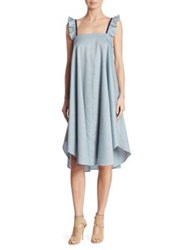 Hatch Nelli Chambray Dress