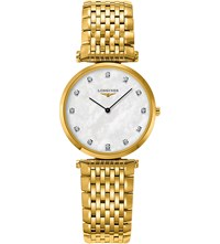 Longines L4.512.2.87.8 La Grande Classique 18Ct Yellow Gold And Stainless Steel Watch