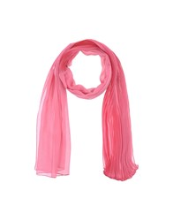 Martinelli Oblong Scarves Pink
