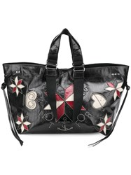 Isabel Marant Wardy Tote Black