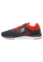 Jack And Jones Tech Jjadjust Fx8 Sports Shoes Navy Orange Blue