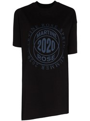 Martine Rose Two Way Open Sides T Shirt 60